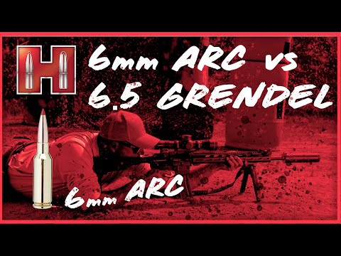 6mm ARC vs. 6.5 Grendel