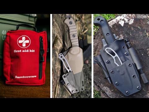 TOP 10 BEST SURVIVAL GEAR 2020
