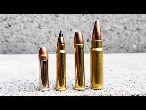 22lr vs 17hmr vs 22mag vs 5.7x28mm – CONCRETE