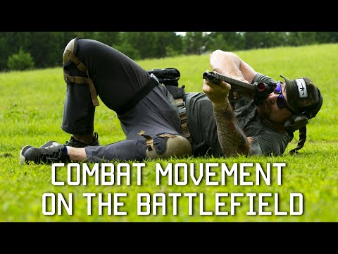 Green Beret: Combat Movement on the Battlefield | Tactical rifleman