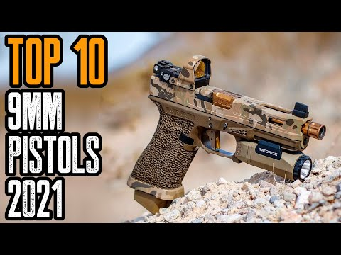 TOP 10 BEST 9mm PISTOLS 2021!